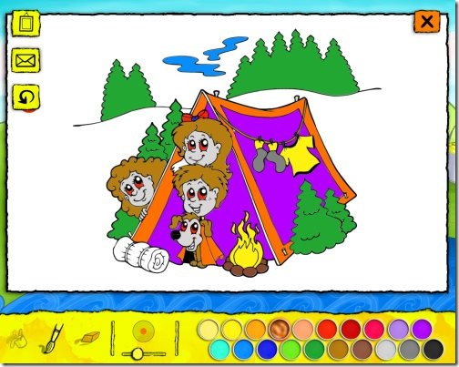 Windows 8 Color Book apps