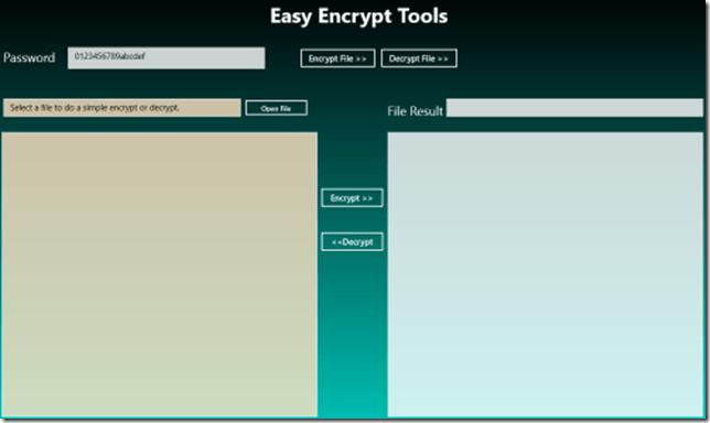 Easy-Encrypt-tools