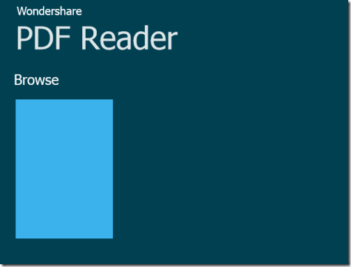 Wondershare-free-windows-8-PDF-Reader
