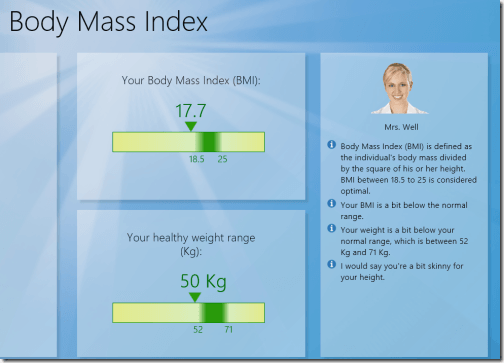 body-mass-index-report