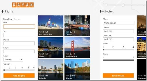 hotels booking apps