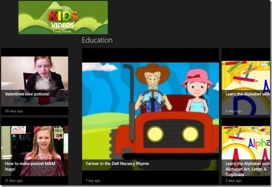 Kids Videos