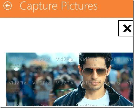 Vid2Pix Capture Image