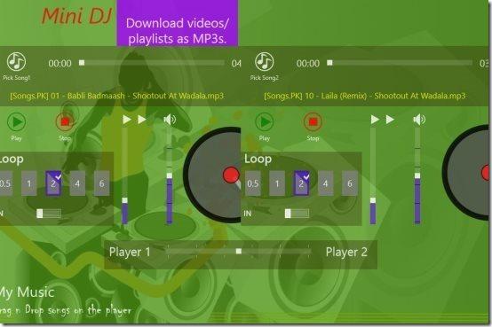 Mini DJ
