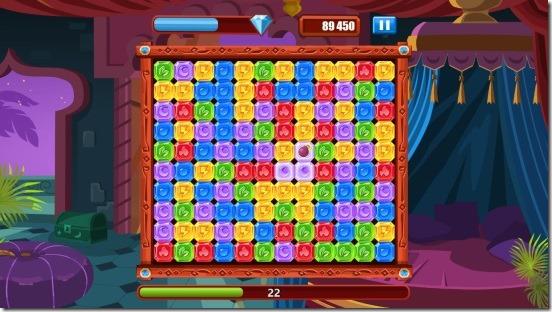 Daimond Dash - playing game