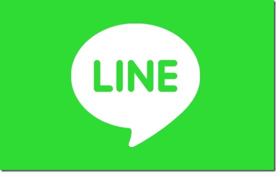 Line- splash screen