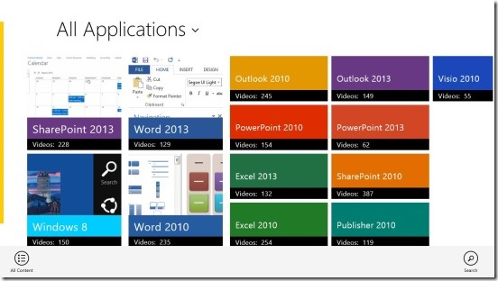 QuickHelp: Free Windows 8 Guide App | Windows 8 Freeware