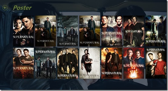 Supernatural (Unofficial)- View and save the media