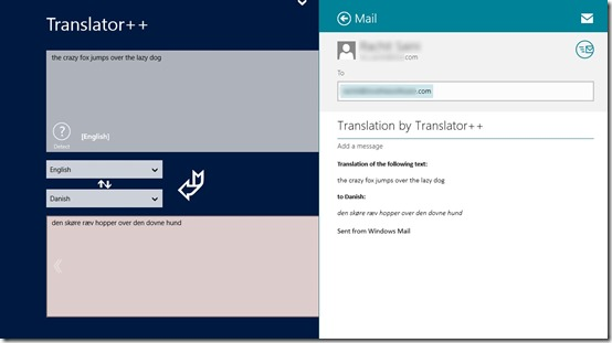 Translator  - share