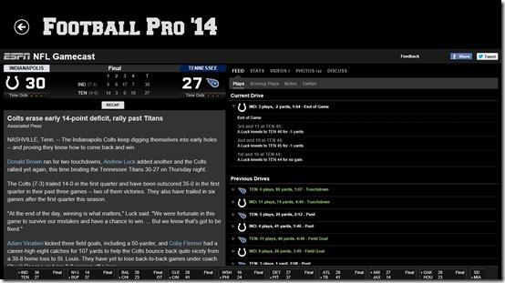 Football Pro - Live Score