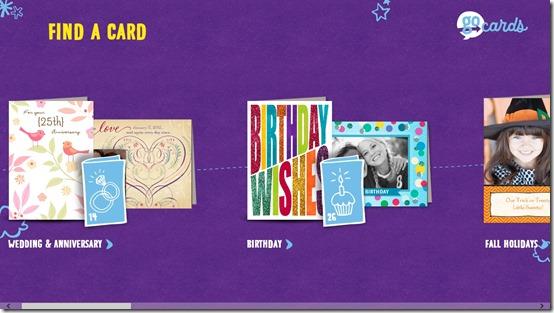 Hallmark Go Cards