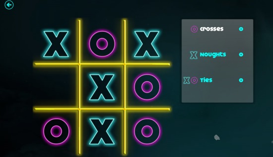 Tic Tac Toe- Two players