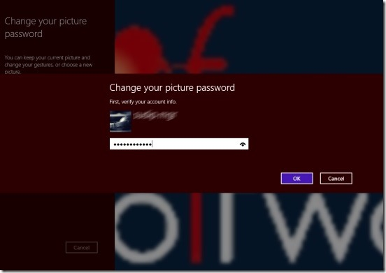 Windows 8 Tutorial - enetring password