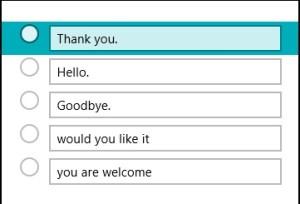 ELECOM Text Editor- Phrases