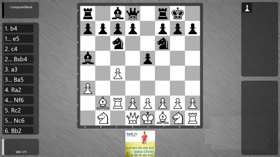 Chess Wars - Watch game online