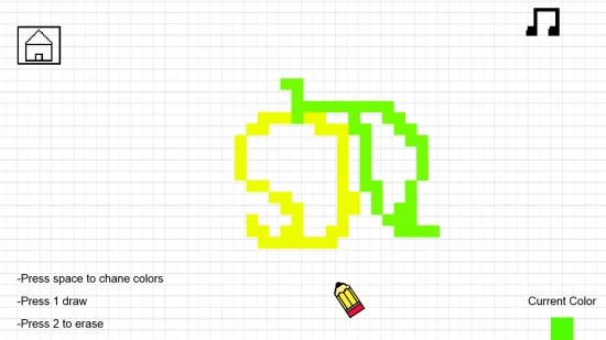 Super Pixel Draw - Drawing in Normal Mode