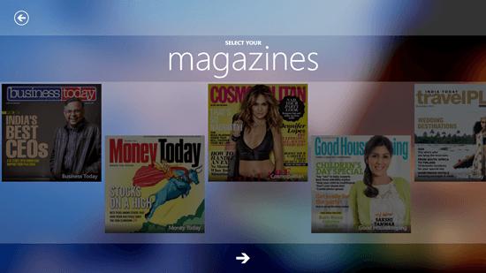 Plash - Magazine Selection