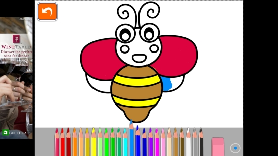 Windows 8 Coloring Book App For Kids Kid