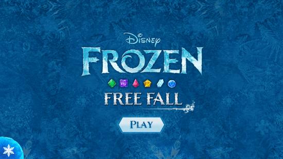 Frozen Free Fall - Second Screen