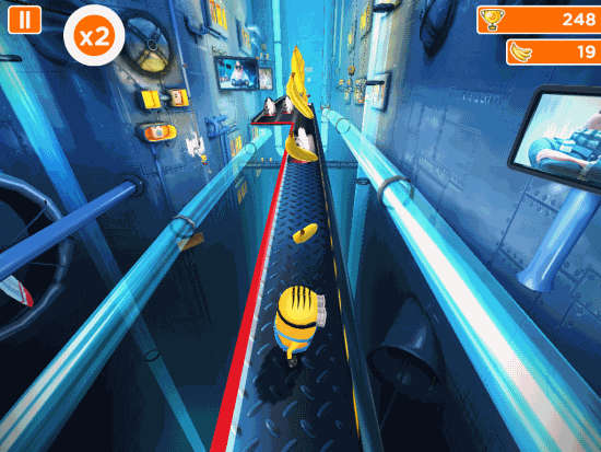 Despicable Me- Minion Rush-Game