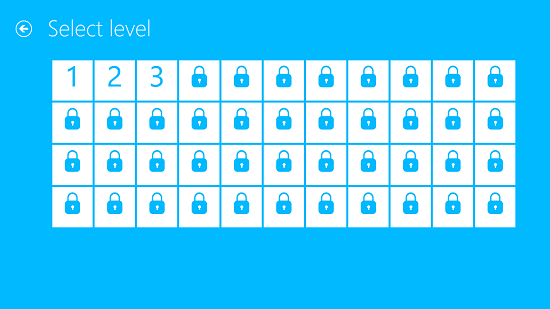 Metro Puzzle Level Select