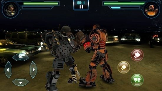 Real Steel World Robot Boxing combat