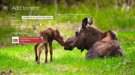 add torrent