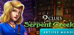 9 Clues The Secret Of Serpent Creek App Icon