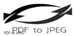 PDF to JPEG app icon
