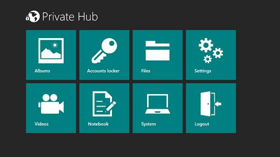 Private Hub