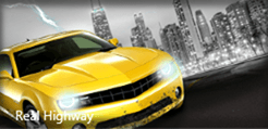 Real Highway Car Racing app icon