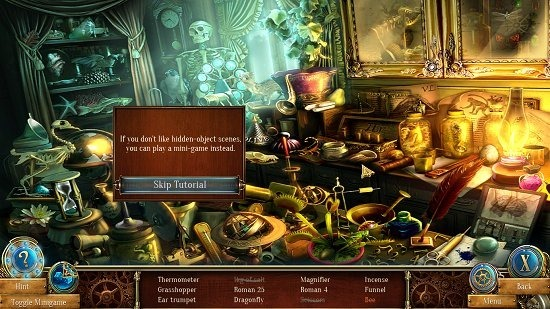 Time Mysteries 2- The Ancient Spectres Hidden Object Search