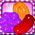 Candy Crush Saga Deluxe App Icon