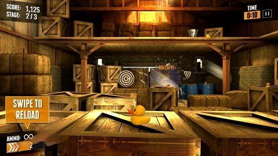 Gunfinger gameplay