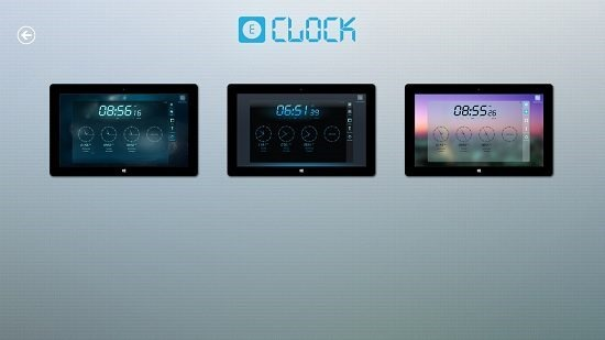 EClock Themes