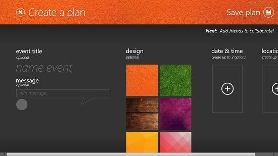 previte create plan