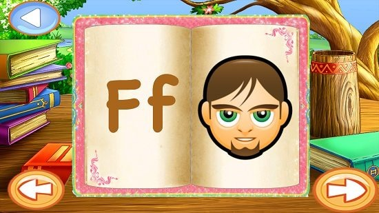 Learn With Dora alphabet book
