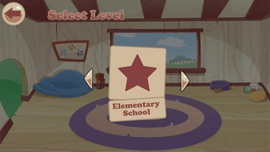 Play English For Kids select level