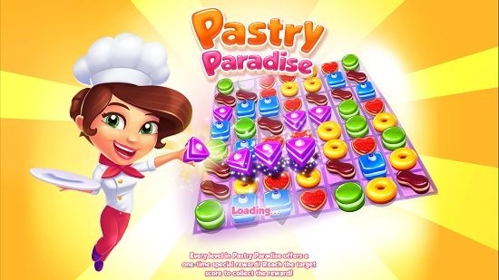 Pastry Paradise Loading