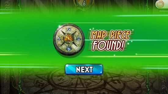 Secrets and Treasure The Lost Cities item found