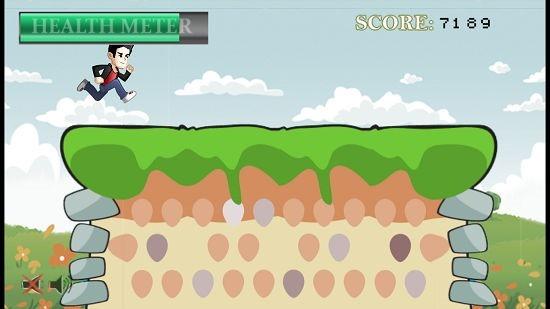 Food Run gameplay