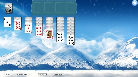 Solitaire Collection Klondike gameplay