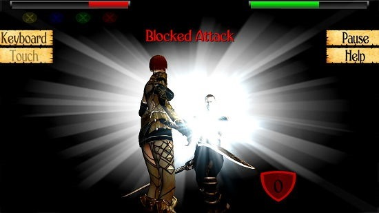 Battle Knights gameplay