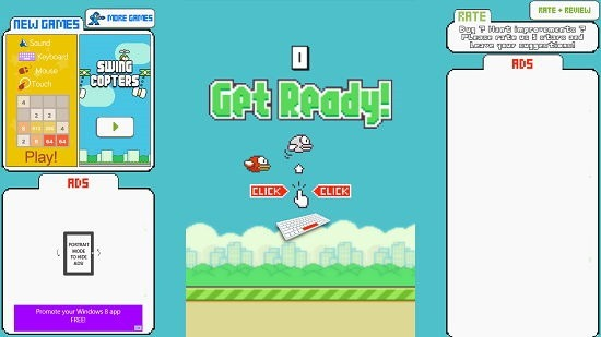 Flappy Bird New Gameplay