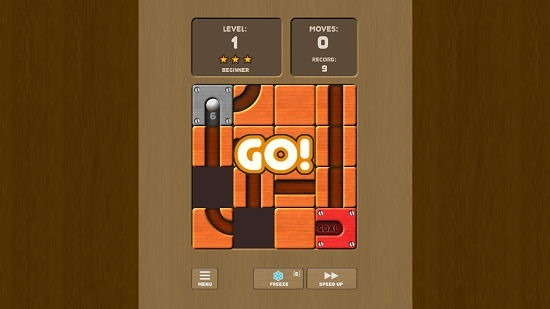 Unroll Me unblock the slots puzzle blocks