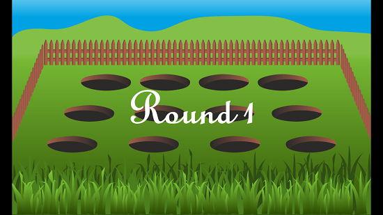 Whack A Gnome Round 1
