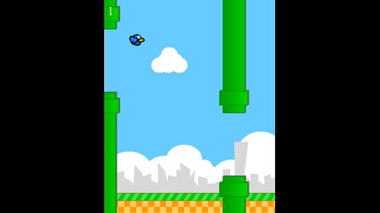 Birdie Flap Gameplay