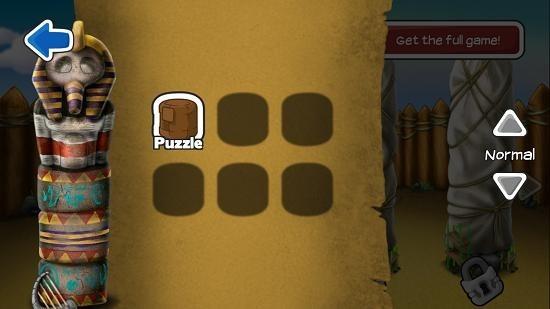 Rhythmic Village Puzzle