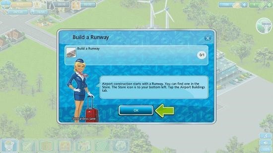 Airport City objectives