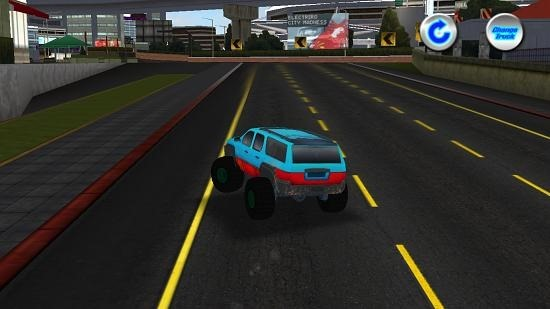 Monster Truck Simulator Gameplay
